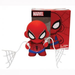Marvel Spider-Man Mini Munny Figurine