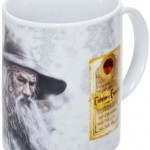 The Hobbit Gandalf Tasse 12x9x10 cm [Import allemand]