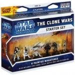 Wizard of the Coast - JDFWOC013 - Figurine - Star Wars Miniatures - Starters The Clone Wars