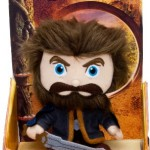 The Hobbit Thorin Plüsch 18 cm in Displaybox [Import allemand]
