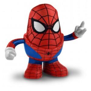 Hasbro - Figurine - Mr Patate - Spiderman Mr Patate - 0801452502575