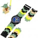 Lego - 9002076 - Star Wars - Yoda - Coffret Cadeau - Montre Garçon - Quartz Analogique - Bracelet Plastique + Figurine