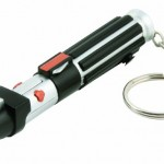 Wesco - KEYSTW003 - Star Wars - Dark Vador Porte Clefs Lightsaber Lumineux