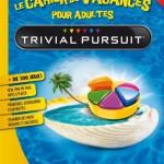 Cahier de vacances pour adultes Trivial Pursuit© 2014