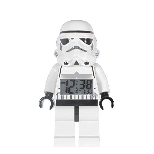 LEGO Star Wars Stormtrooper Figurine Réveil Digital – 9002137