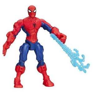 Marvel - Super Hero Mashers - Spider-Man - Figurine à Assembler