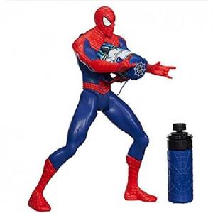 HASBRO Spider-Man - Figurine lance fluide géante