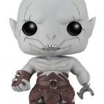Funko - Pdf00003889 - Figurine Cinéma - Pop - Le Hobbit - Azog Le Profanateur