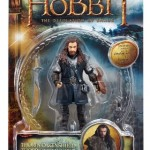 The Hobbit : The Desolation of Smaug - Thorin Ecu-de-Chêne - Figurine 9 cm (Import Royaume-Uni)