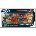 Star Wars - 37826 - Figurine - Star Wars Battle Pack - Geonosis Arena Battle