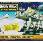HASBRO Angry Birds - Star Wars AT-AT - Lanceur + Modules + 12 Figurines