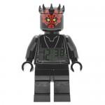 LEGO Star Wars Darth Maul Figurine Réveil Digital - 9005596