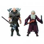 The Hobbit - BD16013 - Figurine - Pack Aventure Balin & Dwalin x 1