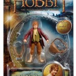 The Hobbit : The Desolation of Smaug - Bilbon Sacquet - Figurine 9 cm (Import Royaume-Uni)