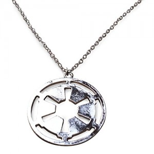 L'Empire galactique (Star Wars) collier pendentif emblme