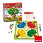 Goula - 59450 - Jouet en Bois - Eveil - Jeu de l'Arbre