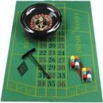 Set de roulette 30 cm complet - jeu de casino