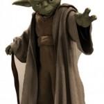 Figurine géante Maître Yoda - Star Wars - Taille Unique