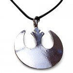 Rebel Alliance (Star Wars) collier pendentif emblme